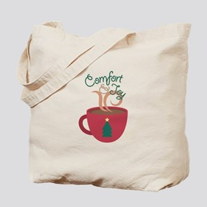 Comfort & Joy Tote Bag