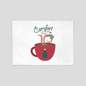 Comfort & Joy 5'x7'Area Rug