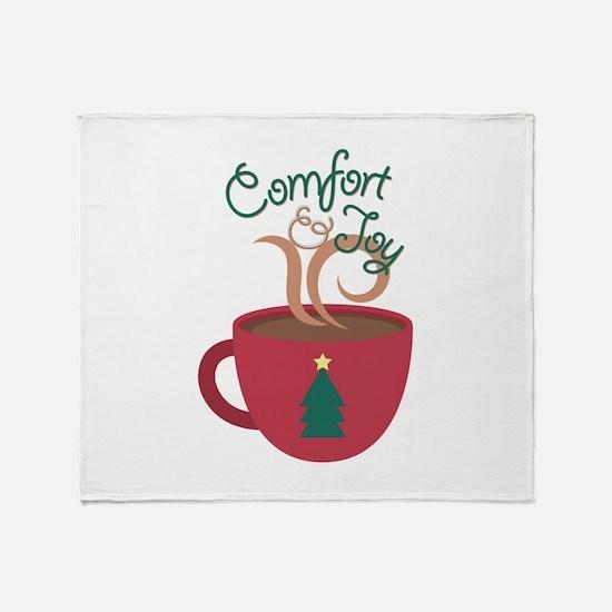 Comfort & Joy Throw Blanket