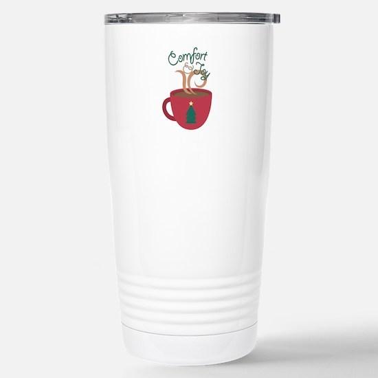 Comfort & Joy Travel Mug