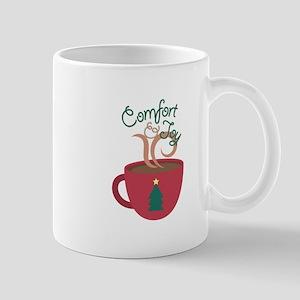 Comfort & Joy Mugs