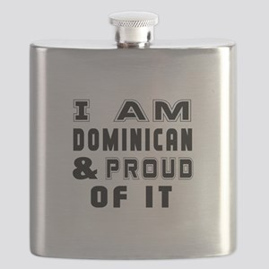 I Am Dominican And Proud Of It Flask