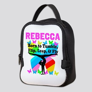 GYMNAST CHAMP Neoprene Lunch Bag