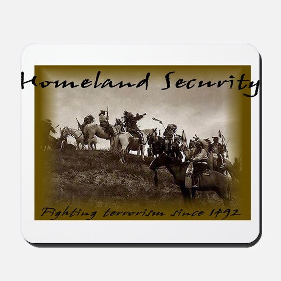 Homeland Security Mousepad