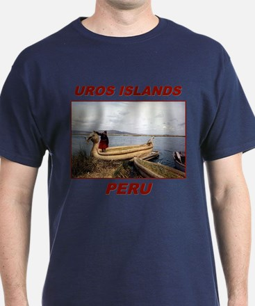 Uros Islands, Peru T-Shirt