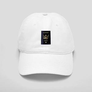 United States of America Passport Cap