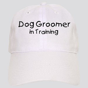 Dog Groomer in Training Cap