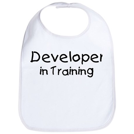 Developer in Training Bib