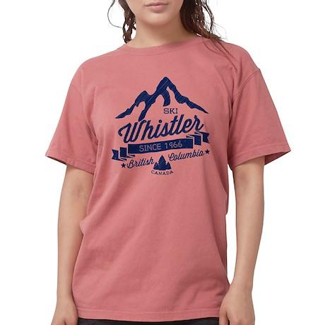 Whistler Mountain Epoca T-shirt 028huVcs