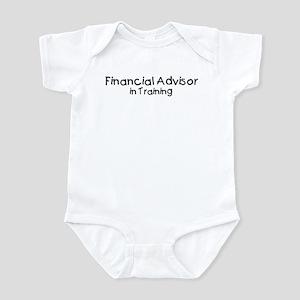 Financial Advisor in Training Infant Bodysuit