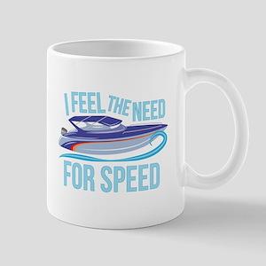 Need Speed Mugs