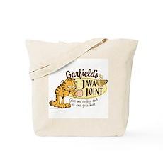 Java Joint Garfield Tote Bag