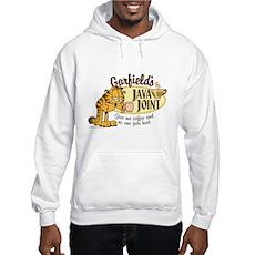 Java Joint Garfield Hooded Sweatshirt