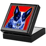Blue Heeler Keepsake Box