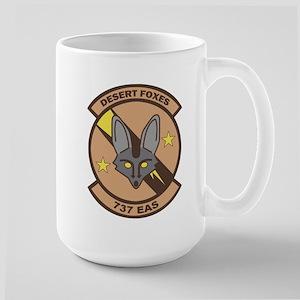 737 Eas: Large Mug Mugs