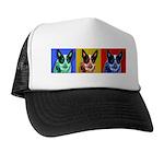Blue Heeler Trucker Hat