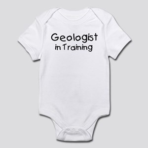 Geologist in Training Infant Bodysuit