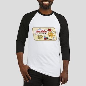 Java-nator Garfield Baseball Jersey