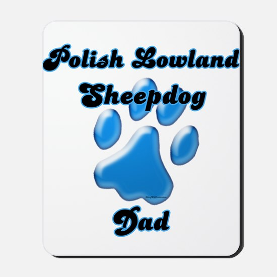 Lowland Dad3 Mousepad