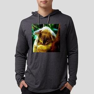 Dozing Koala Bear Long Sleeve T-Shirt