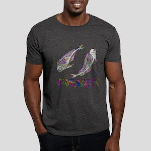 PISCES Skies Dark T-Shirt
