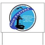 Nor'easters Club Yard Sign