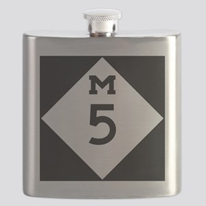 Michigan M5 Flask