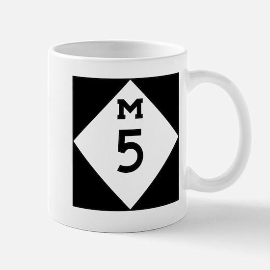 Michigan M5 Mugs