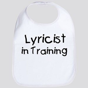 Lyricist in Training Bib