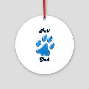 Puli Dad3 Ornament (Round)
