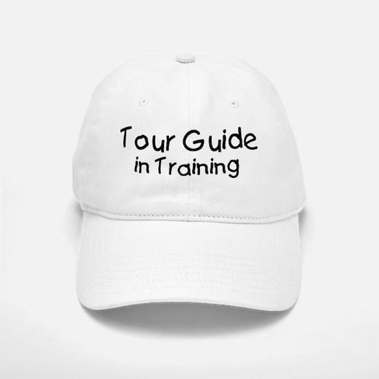 Tour Guide in Training Baseball Baseball Cap