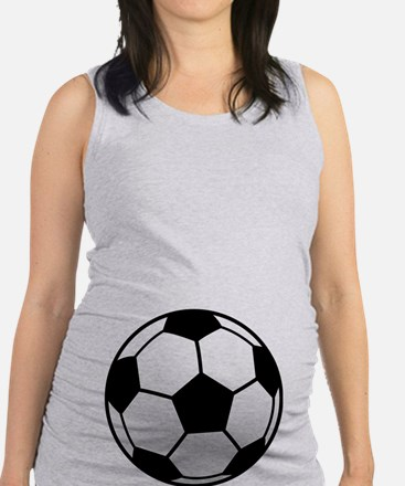 Soccer Belly Maternity Tank Top