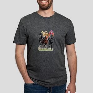 trioraceBlack T-Shirt