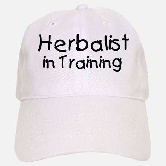 Herbalist in Training Baseball Baseball Cap