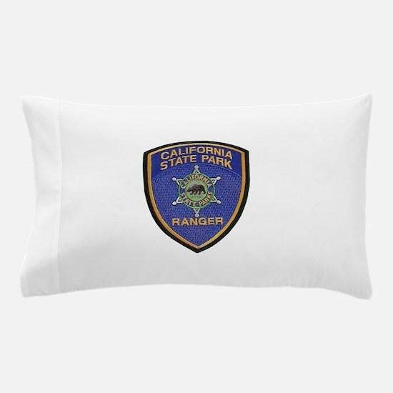 California State Park Ranger Pillow Case