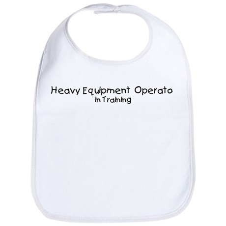 Heavy Equipment Operator in Bib