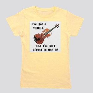 I've Got a Viola Ash Grey T-Shirt