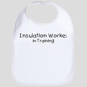 Insulation Worker in Training Bib