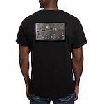"""""""Rune"""" T-Shirt, Black"""