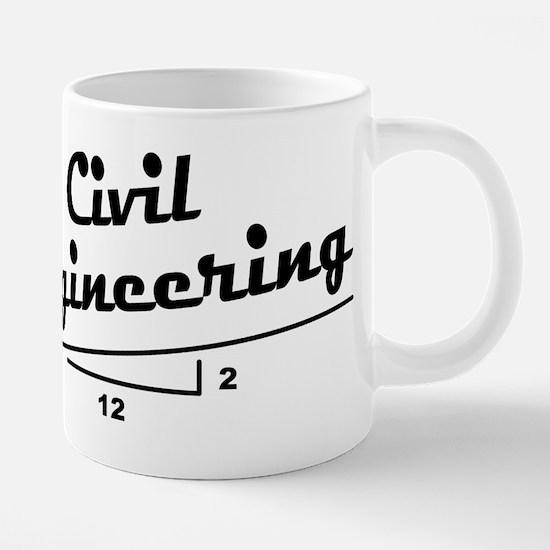 Civil Slope Mugs