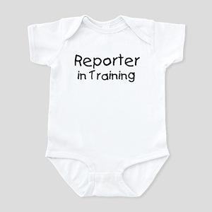 Reporter in Training Infant Bodysuit