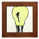 Drawing Ideas Framed Tile