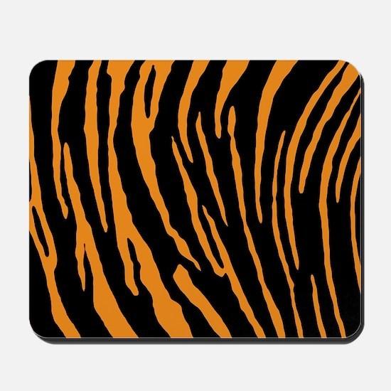 Tiger Stripes Mousepad