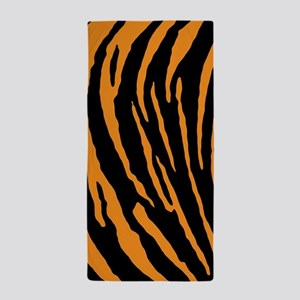 Tiger Stripes Beach Towel