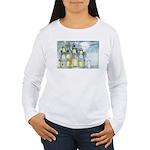 Halloween 45 Women's Long Sleeve T-Shirt