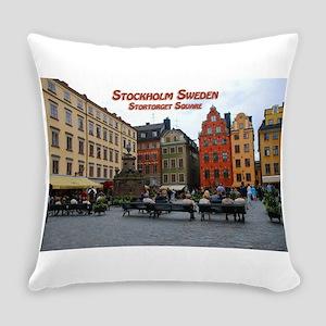 Stortorget Square - Stockholm Sweden Everyday Pill