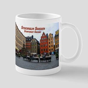 Stortorget Square - Stockholm Sweden Mugs