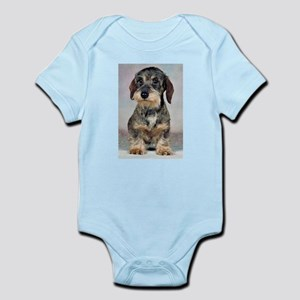Wirehaired Dachshund Body Suit