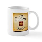 Endless Knot Logo Mugs