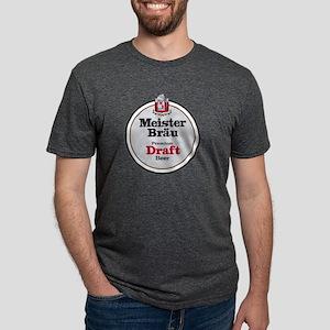 Meister Brau Beer Round logo T-Shirt